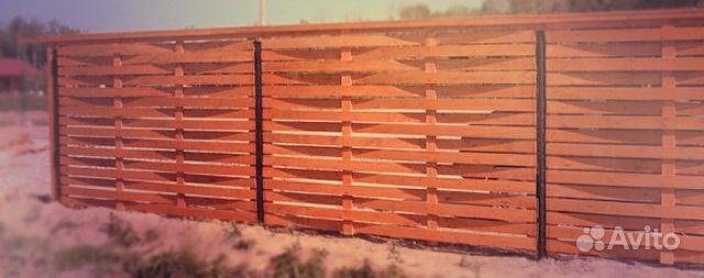 забор австрийская плетенка из дерева своими руками
