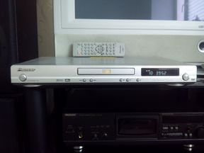 DVD player Pioneer DV-370-S
