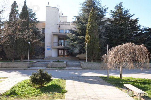 санатории и пансионаты севастополь