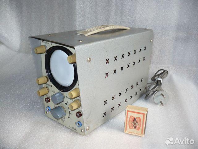 Осциллограф радиолюбителя