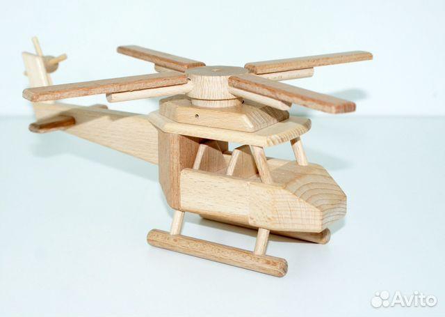 Вертолет игрушечный своими руками 98