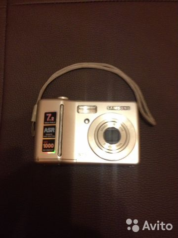 Фотоаппарат SAMSUNG s730 89525074840 купить 1