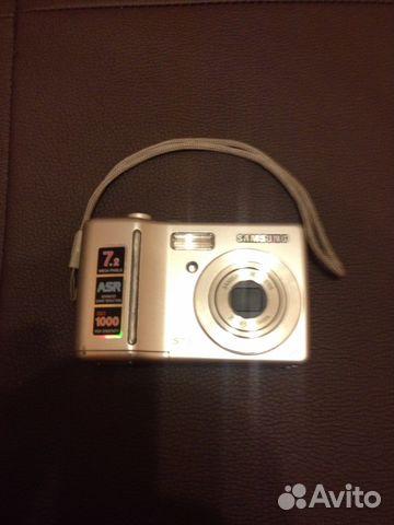 89525074840 Фотоаппарат SAMSUNG s730