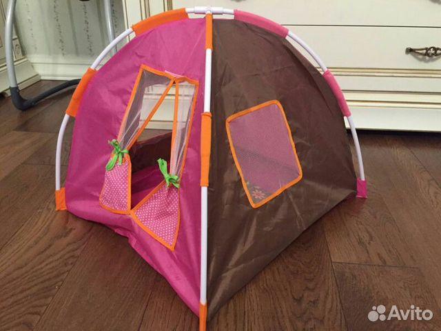 Палатка для кукол 46 см купить в Москве на Avito - Объявления на сайте Avito