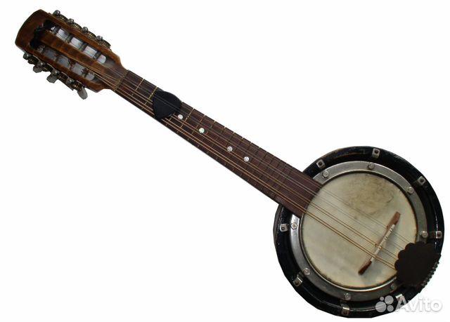 Как сделать банджо