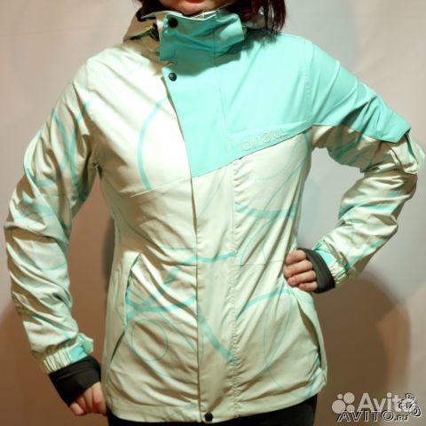 Женская горнолыжная куртка O