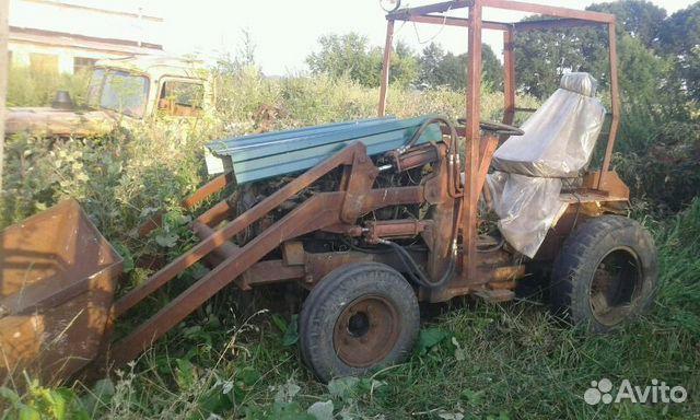 Самодельные тракторы в мордовии