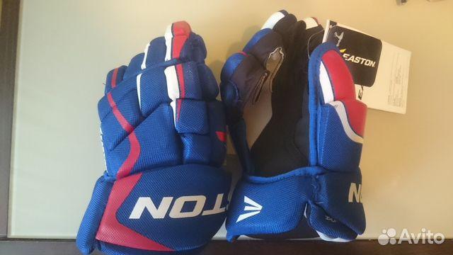 Хоккейные перчатки (краги) easton synergy 80 jr