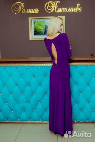 Ралина николаева платья
