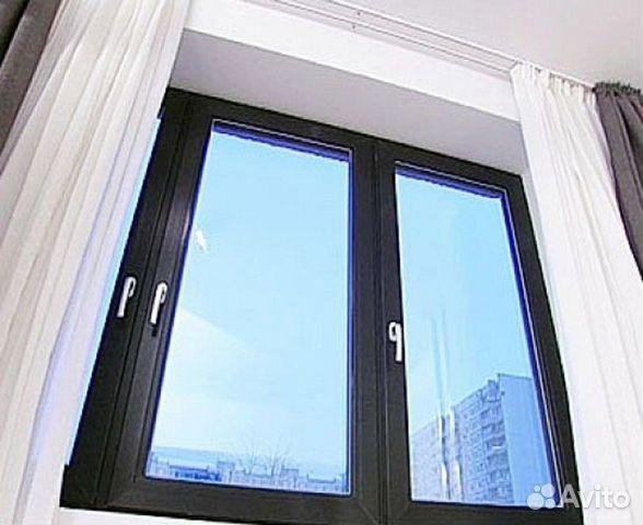 Необычное обрамление вида из окна от компании veka veka.az а.