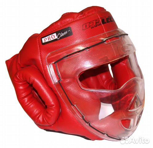 Маска для шлема leco