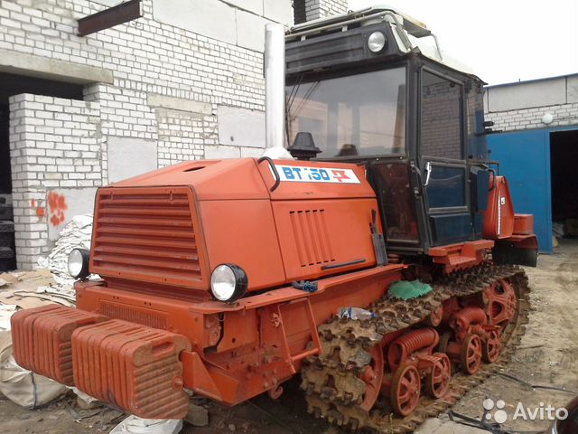 гусеничный трактор ДТ-75 цена продажа купить описание фото.