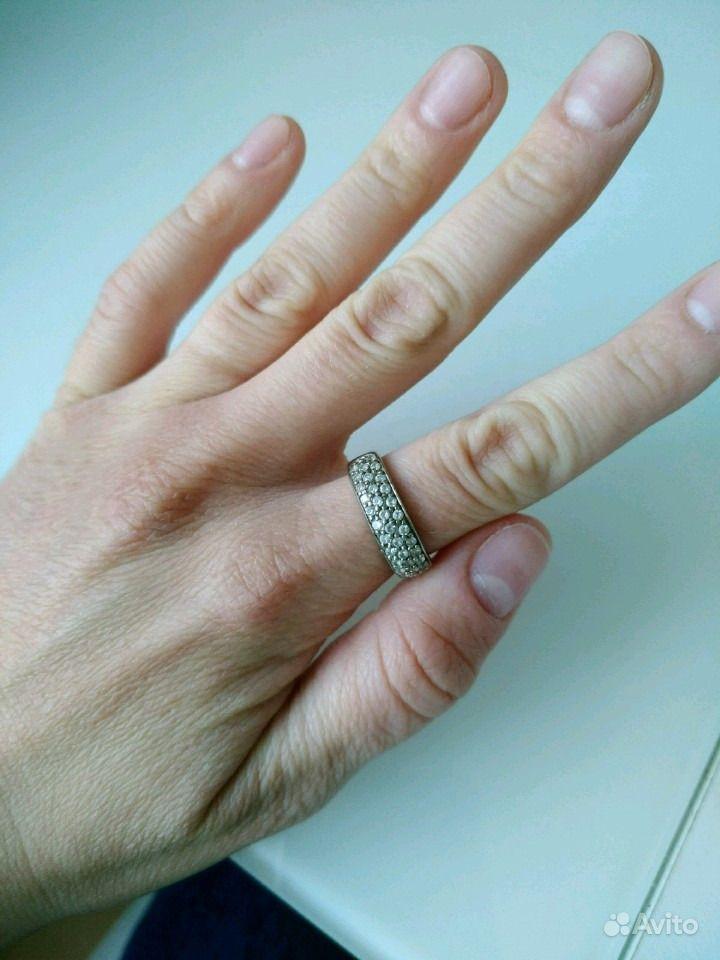 d45248fc5e76 Серебряное кольцо 925 пробы с фианитами   Festima.Ru - Мониторинг ...