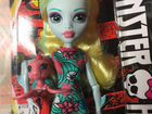 Monster High/Монстер Хай кукла. Новая. Лагуна