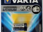 Батарейка Varta Professional CR2