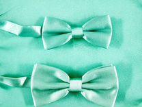 Бабочка набор для папы и сына. Галстук-бабочка — Одежда, обувь, аксессуары в Санкт-Петербурге