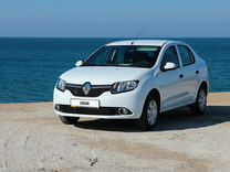 Renault Logan 2 (2018) такси (аренда и выкуп)