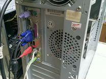 "Компьютер 4 ядра с монитором 19"""