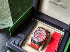 Audemars Piguet Grand Prix Singapore полный компле