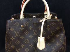 Louis Vuitton Montaigne BB Monogram оригинал
