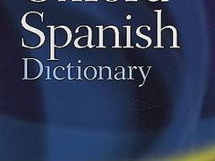 Oxford Spanish Dictionary +CD