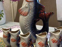 Набор для вина «Рыбки»
