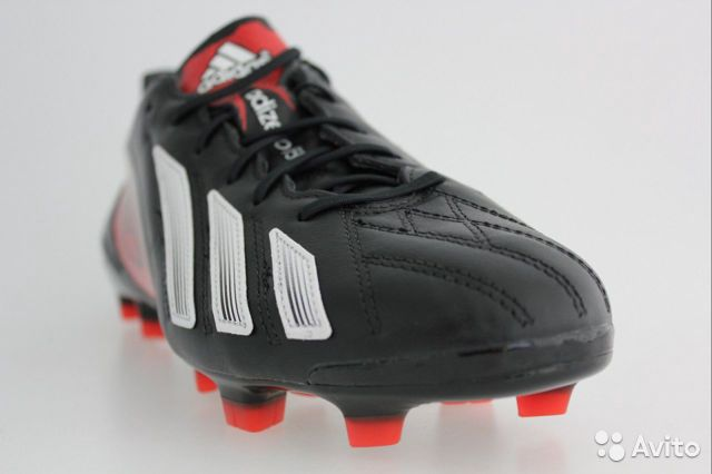 Adidas adiZero F50 TRX FG Leather новые— фотография №1