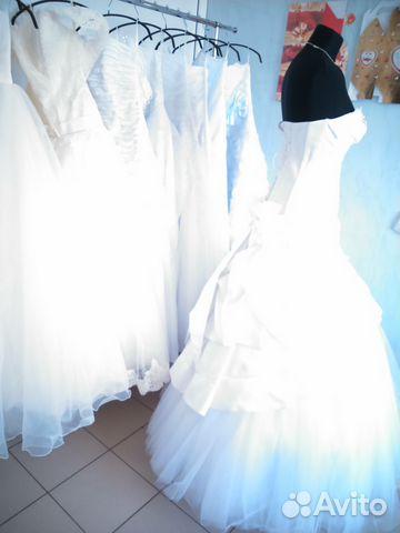 Авито волгоград платья свадебные