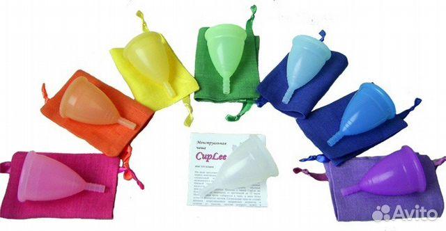 Менструальная чаша Cuplee - Личные вещи, Красота и здоровье - Новосибирская  область, Новосибирск - Объявления на сайте Авито f6ff0c14075