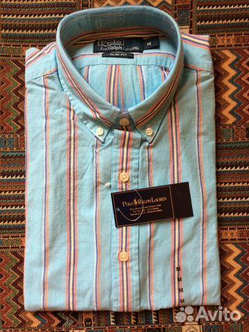 2e310eed0a422 Рубашка Ralph Lauren размер M slim fit   Festima.Ru - Мониторинг ...