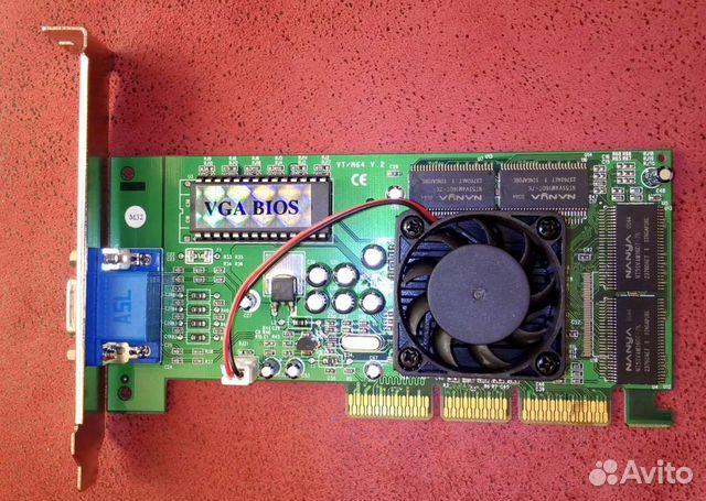 NVIDIA TNT2 M64 AGP DRIVER PC