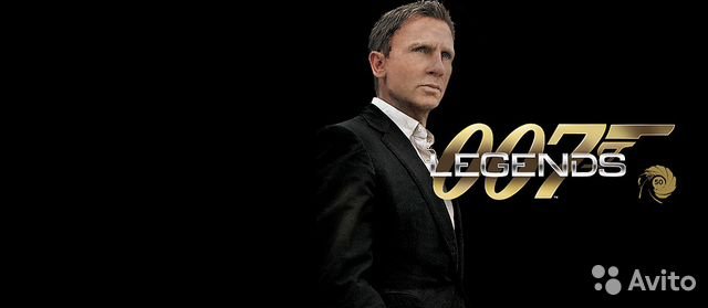 007 Legends (PS3) (рус.)— фотография №1