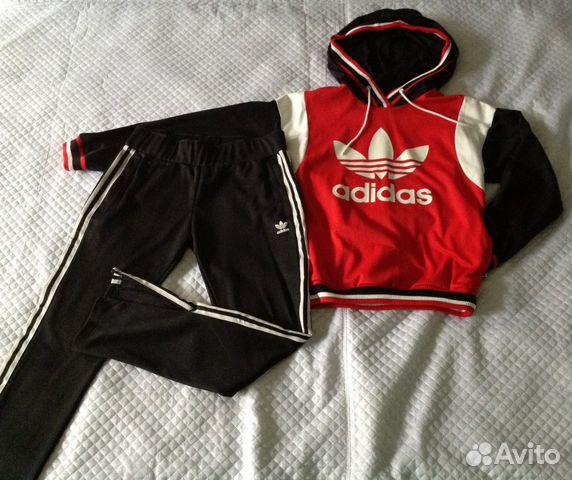 23bb45fc Спортивный костюм adidas original(
