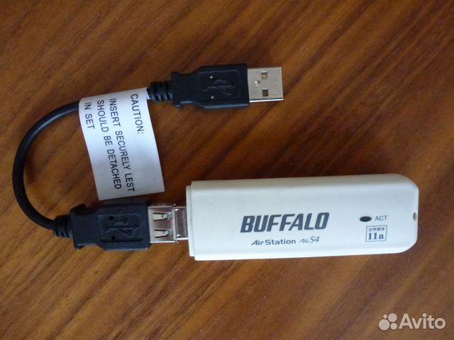 BUFFALO WLI-U2-KAMG54 DRIVERS FOR PC