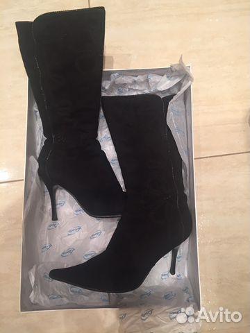 женская обувь зима бу 39 размер купить в московской области на