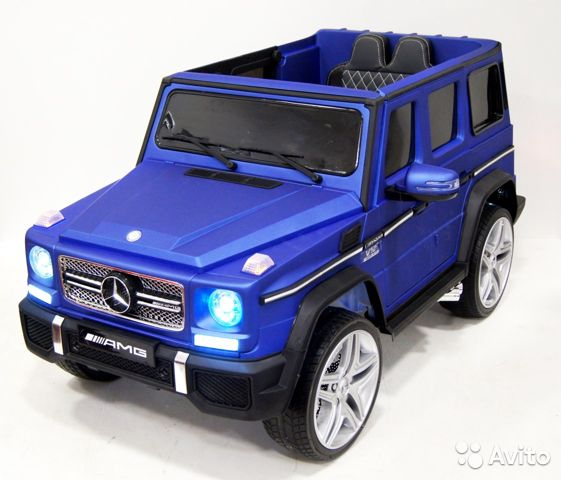 Детские электромобили премиум класса