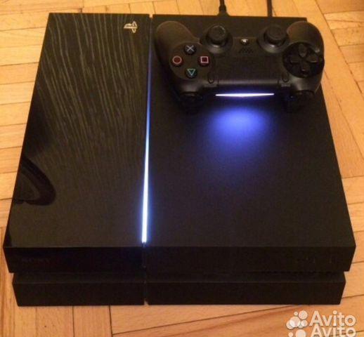 Купить Sony PlayStation 4 Pro PS4 Pro 1Tb Black CUH7016B
