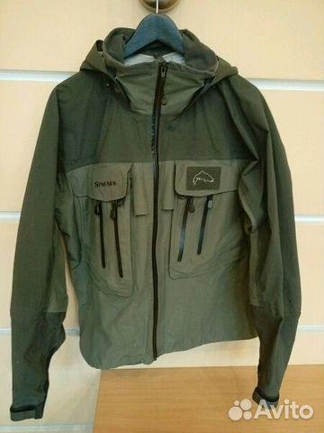 simms одежда для рыбалки в питере