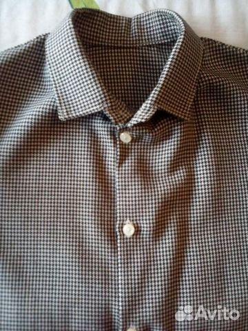 0a587f3bf0b Рубашка с длинным рукавом 8-10 лет купить в Ростовской области на ...