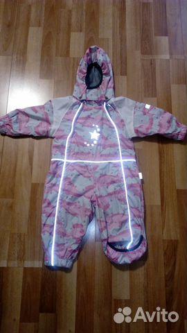 Комбинезон huppa - для девочки (весна) 89133757071 купить 1