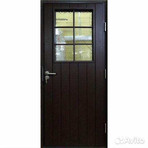 входные двери для дачи стекло