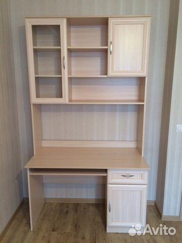 стол компьютерный с надстройкой для дома и дачи мебель и интерьер