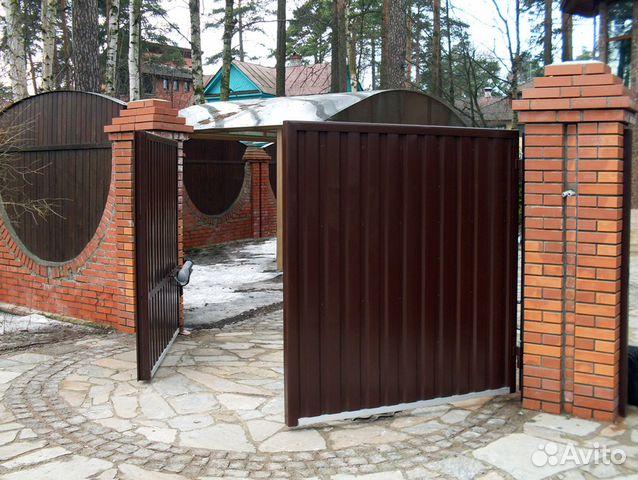 Ворота секционные промышленные купить в Новокубанске