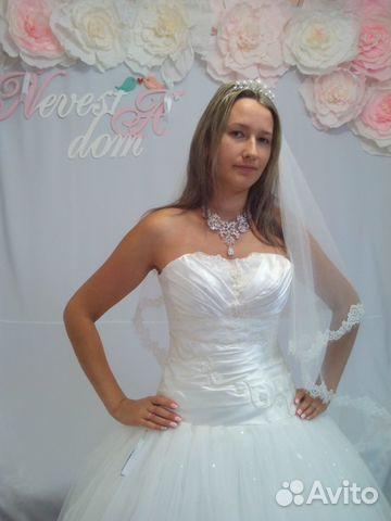 Купить бу свадебное  в воронеже
