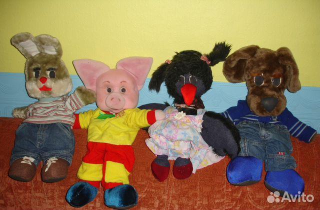 Картинки игрушек кукольный театр каркуша