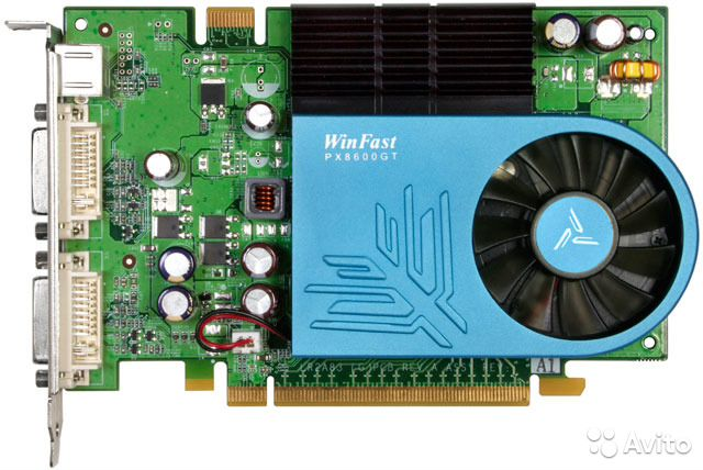 WINFAST PX8600 GT DRIVERS FOR PC