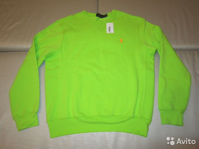 Свитер кофта Polo Ralph Lauren M USA США новый купить в Санкт ... 649355fa3ec81