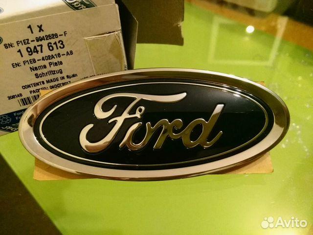заднюю эмблему форд в воронеже купить