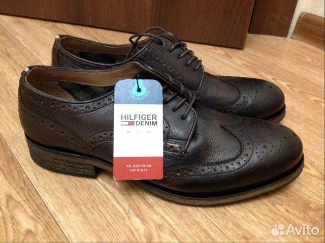 Ботинки Tommy Hilfiger мужские осень-весна новые  7966f7ccc6eb1