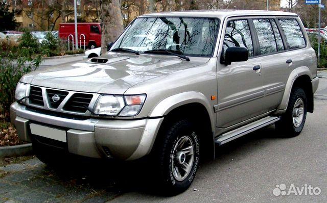 Разбор Ниссан Патрол И61 Nissan Patrol Y61 2001